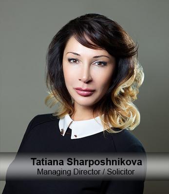 Tatiana Sharposhnikova