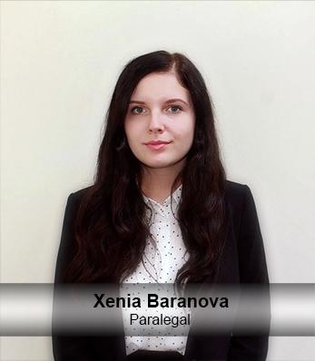Xenia Baranova