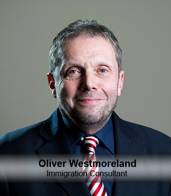 Oliver Westmoreland